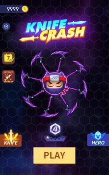 Knives Crash ảnh chụp màn hình 9