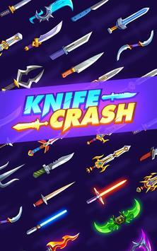 Knives Crash ảnh chụp màn hình 10
