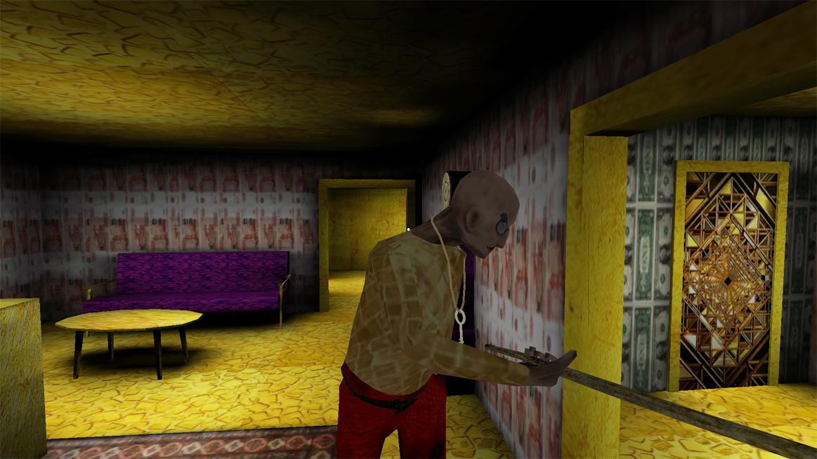 Rich Granny Chapter Two Grandpa Scary House For Android Apk Download