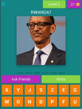 African President? screenshot 1