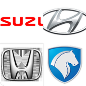 car logo test icon