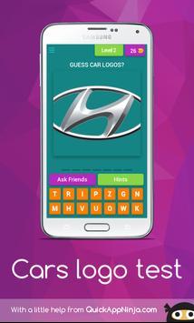 car logo test screenshot 3