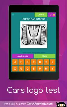 car logo test screenshot 11