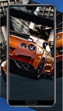 GTR Super Car Smart Wallpaper screenshot 7