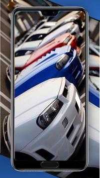 GTR Super Car Smart Wallpaper screenshot 1