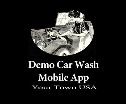 Demo Car Wash App screenshot 1