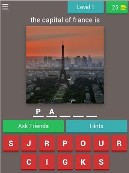 World Capitals Quiz screenshot 12