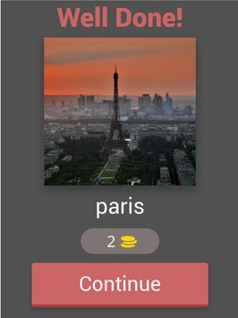World Capitals Quiz screenshot 7