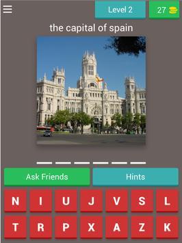 World Capitals Quiz screenshot 8