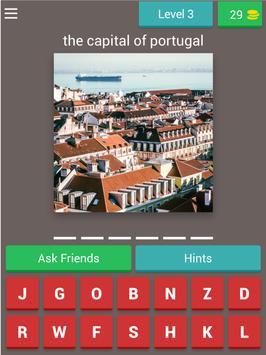 World Capitals Quiz screenshot 9