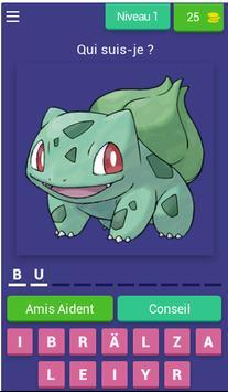 Quiz Pokémon poster