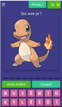 Quiz Pokémon screenshot 2