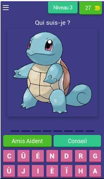 Quiz Pokémon screenshot 3