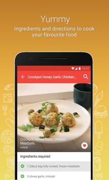 Crockpot 요리법 - 무료 crockpot 앱 스크린샷 5