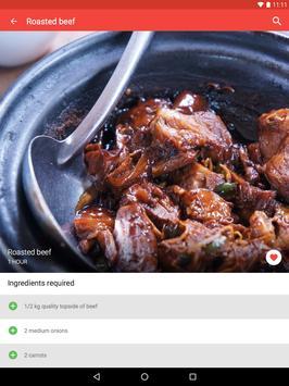 Crockpot 요리법 - 무료 crockpot 앱 스크린샷 8
