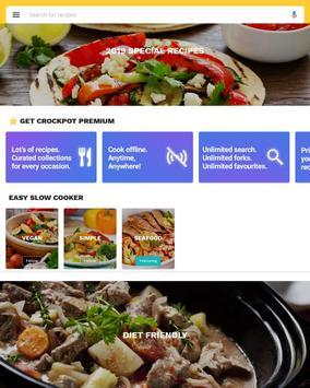 Crockpot 요리법 - 무료 crockpot 앱 스크린샷 12