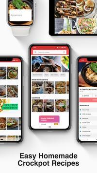 Crockpot 요리법 - 무료 crockpot 앱 스크린샷 2