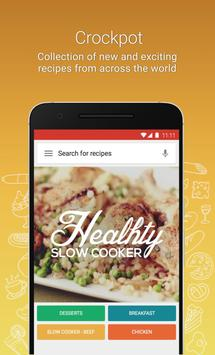 Crockpot 요리법 - 무료 crockpot 앱 스크린샷 4