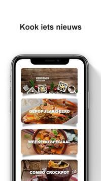 Crockpot-recepten gratis - Easy crockpot-app-poster