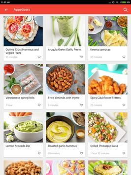 Glutenvrije recepten app: gezond dieetplan screenshot 14