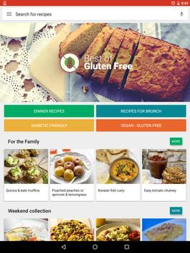 Glutenvrije recepten app: gezond dieetplan screenshot 8