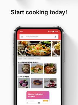 Pakistani Recipes screenshot 2