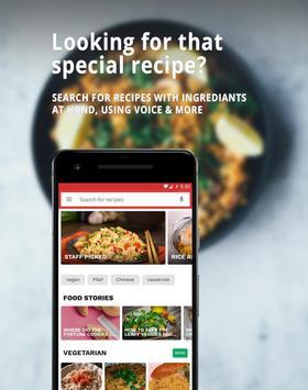 Recetas de arroz captura de pantalla 2