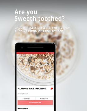Recetas de arroz captura de pantalla 3
