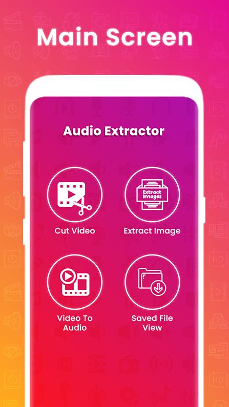 Video to Audio - MP4 Video to MP3 Converter for Android