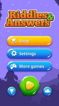 Riddles and Answers in English screenshot 1