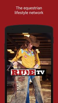 RIDE TV GO poster