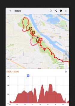 Ride with GPS screenshot 9