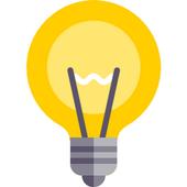 lampu senter icon