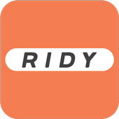 Ridy: Ride Around Town icon