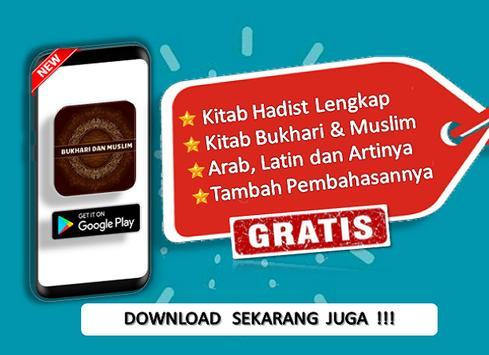 Kitab Hadits Bukhari Muslim screenshot 4
