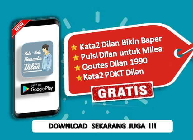 Kata Kata Romantis Dilan For Android Apk Download