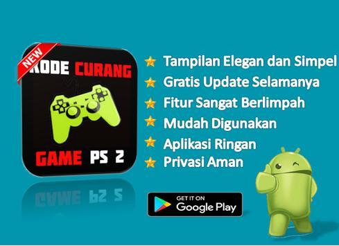 Kumpulan Kode Game Ps2 screenshot 2
