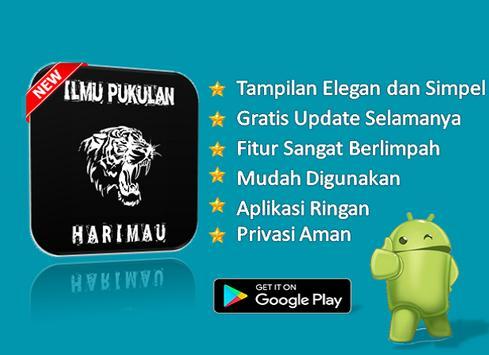 Ilmu Pukulan Harimau screenshot 2