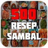 500 Resep Sambal icon