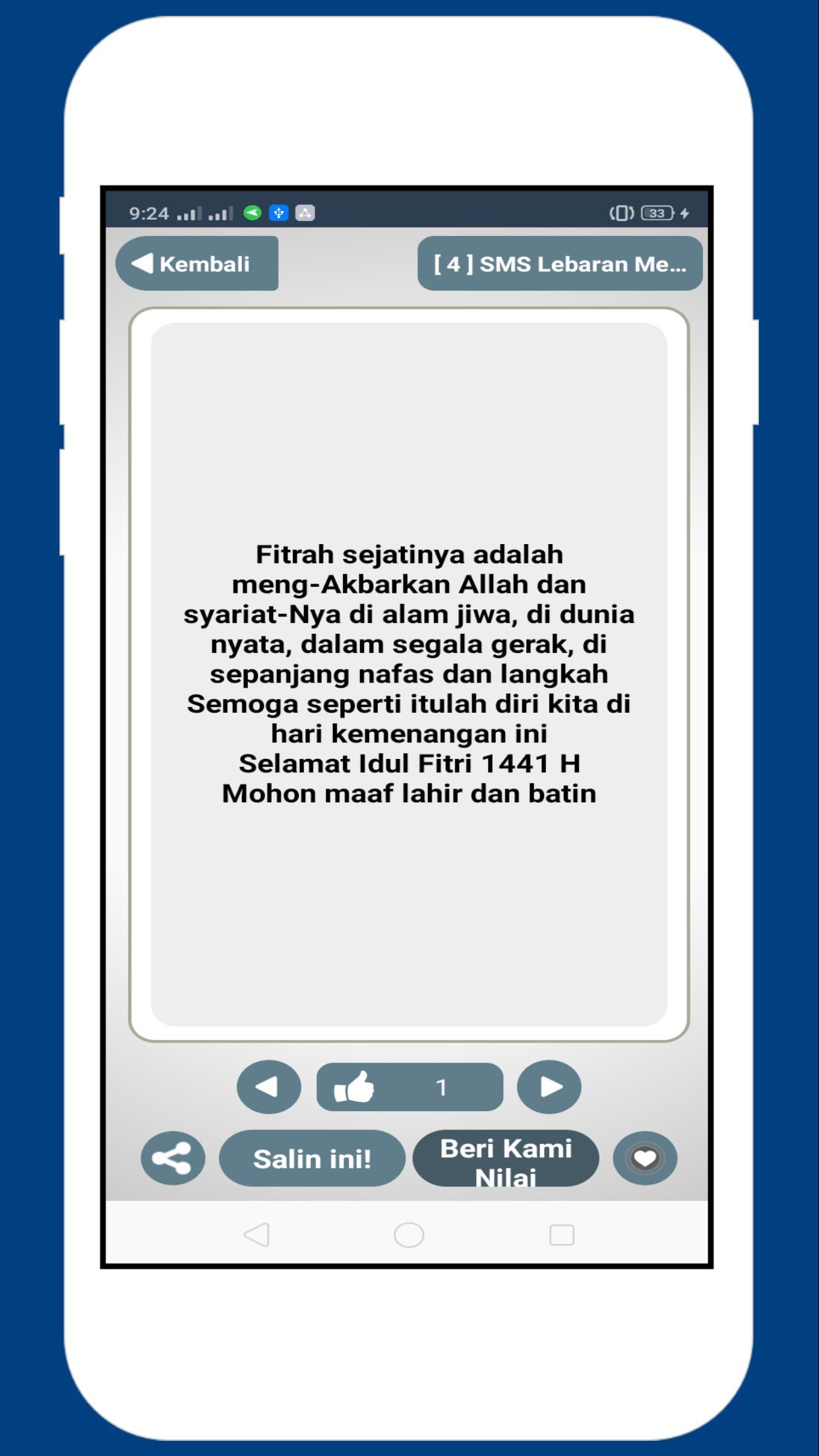 Ucapan Lebaran Idul Adha 2020 Sms Lebaran For Android Apk Download