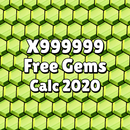 Free Gems Calc 2020 APK Android