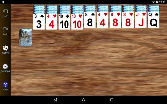 150+ Card Games Solitaire Pack screenshot 15
