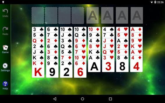 150+ Card Games Solitaire Pack screenshot 17