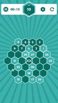 Number Mazes: Rikudo Puzzles screenshot 8