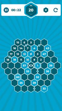 Number Mazes: Rikudo Puzzles screenshot 1