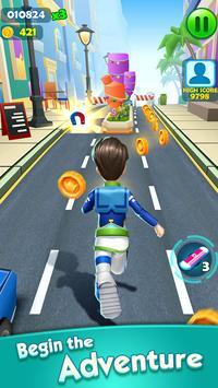 Subway Princess Runner screenshot 9