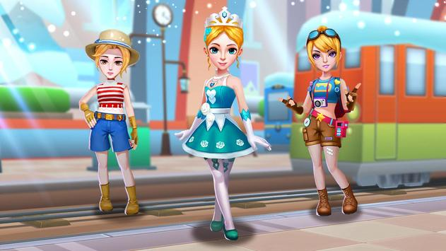 Subway Princess Runner скриншот 23
