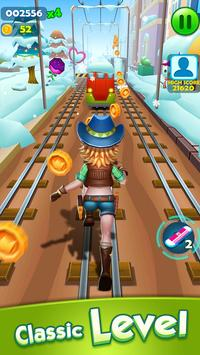 Subway Princess Runner screenshot 12