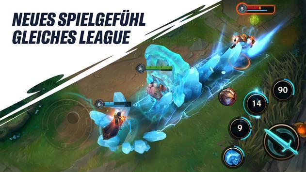 League of Legends: Wild Rift Plakat