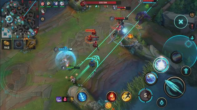 League of Legends: Wild Rift screenshot 4